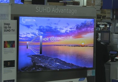 Holiday Shopping Guide: Big Screen TVs