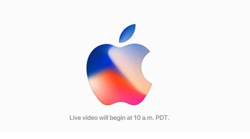 Live on Apple's Huge iPhone Unveiling